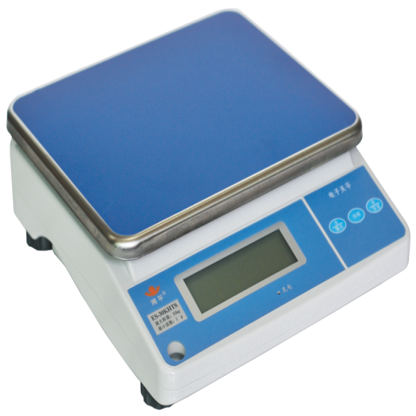 TS Table counting scale